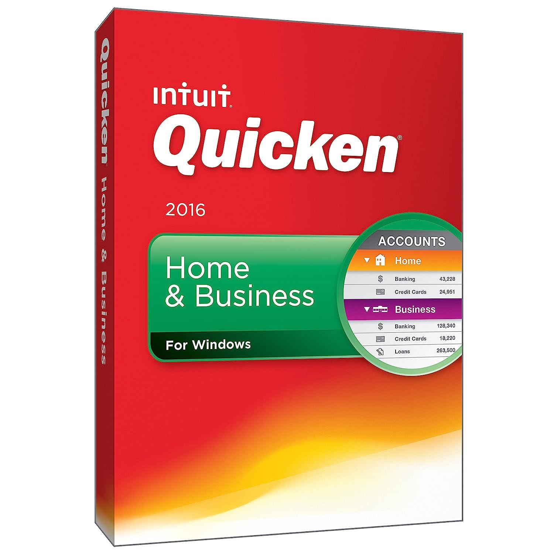 quicken home business 2016 personal finance