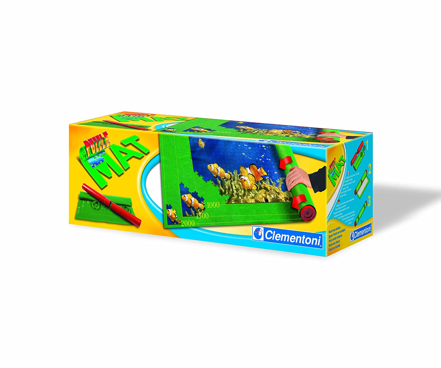 Clementoni 30298 Puzzle Roll Clementoni Spa Italy B000NO25LK