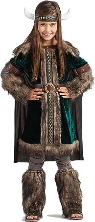 Disfraz Vikingo Green (3-4 AÑOS): Amazon.es: Juguetes y juegos