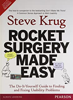 Buy designing web usability book online at low prices in india rocket surgery made easy solutioingenieria Choice Image