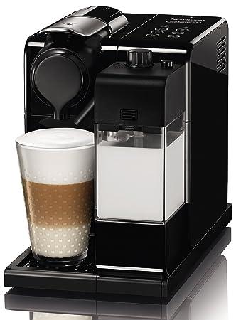 Delonghi Nespresso Lattissma Touch Automatic Coffee Machine, Black Espresso Machines at amazon