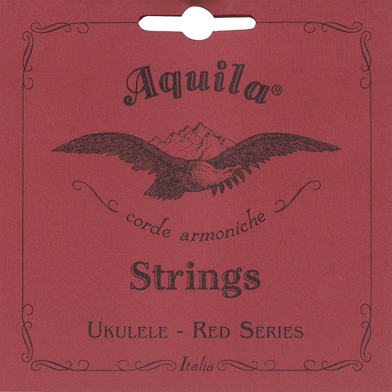 String Ukulele Aquila Red Series Soprano 4th String Low G 70U