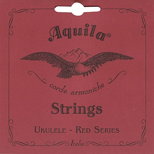 32 opinioni per Aquila 83U Sopreana Red Series- Corde armoniche in DO per ukulele, GCEA