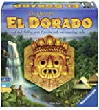 Ravensburger The Quest for El Dorado Family Game