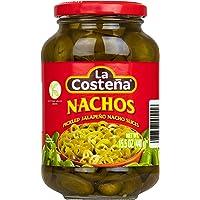 La Costena Nacho Sliced Jalapeno Peppers, 440g