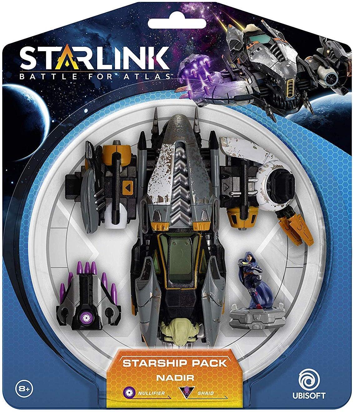 Starlink - Battle For Atlas, Pack Nave Nadir: Amazon.es: Videojuegos