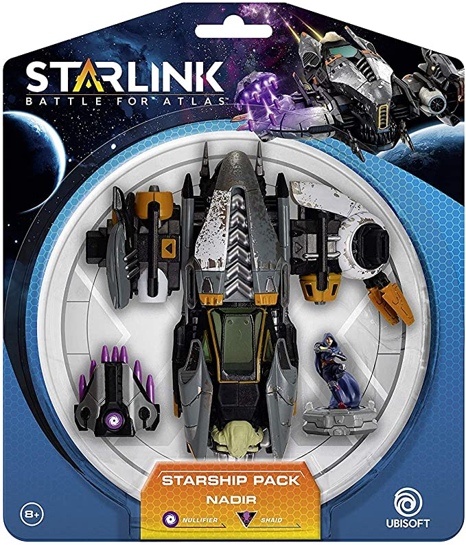 Starlink - Battle For Atlas, Pack Nave Nadir & Pack Nave Lance: Amazon.es: Videojuegos