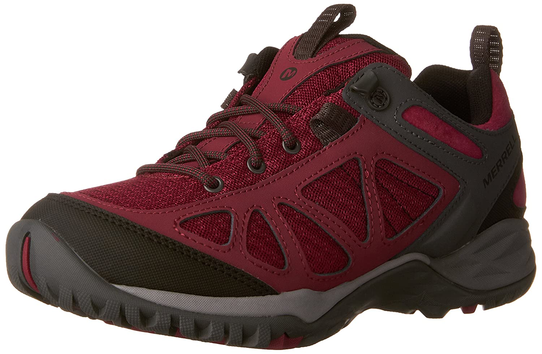 Merrell Women's Siren Sport Q2 Hiking Shoe B01N1UL3V6 5.5 B(M) US|Beet Red