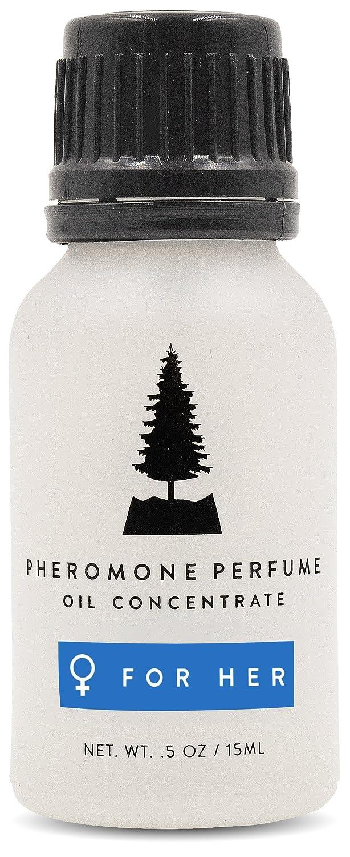 Pheromones For Women Pheromone Perfume Oil [Attract Men] - Elegance, Extra Strength Human Pheromones Formula by RawChemistry (15ML Concentrate) RawChemistry.com RC-PS-0002