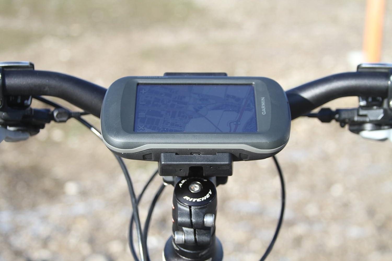 Garmin Montana Fahrradhalterung Mit Montagesatz Vorgeformter Unterlage Aus Gummi Zur Stabilitätserhöhung Garmin Sport Freizeit