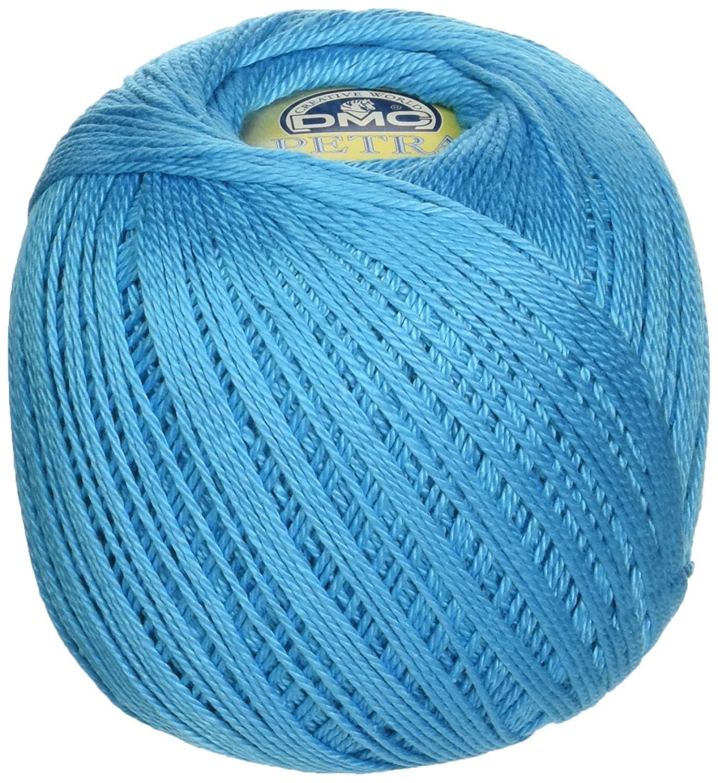 Amazoncom Dmc Petra Crochet Cotton Thread Size 3 Arts Crafts