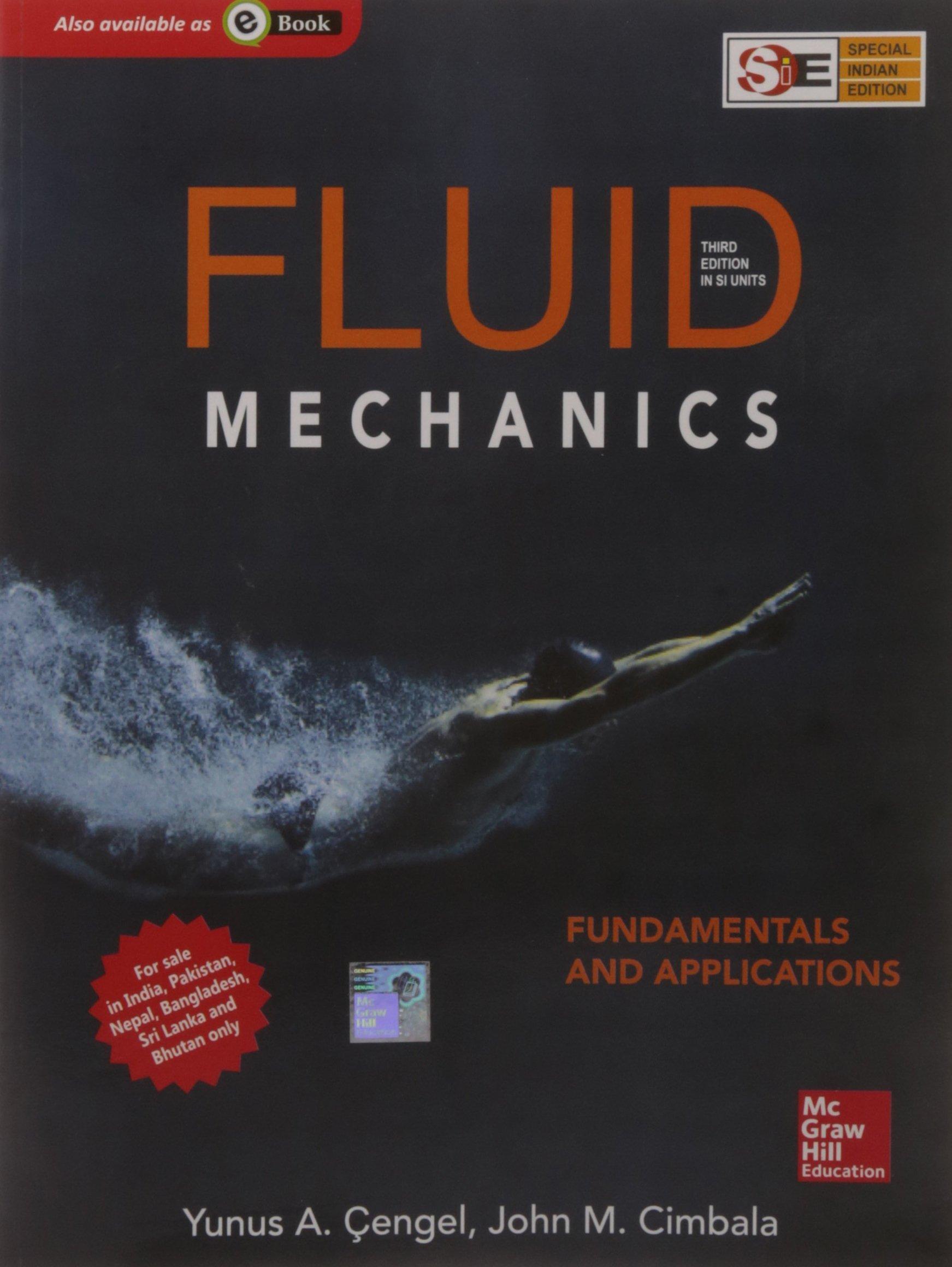 Fluid Mechanics Books Pdf