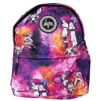 caa23dbef5 Hype X Pokemon Team Rocket Space Backpack  Amazon.co.uk  Luggage