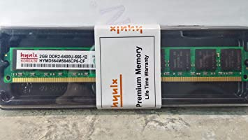 940047a0b699f Image Unavailable. Image not available for. Colour  Hynix Brand Desktop RAM  2GB DDR2 800mhz