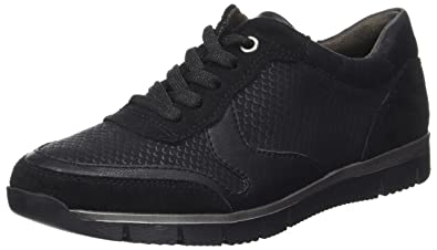 89bde3233a Hush Puppies Women s Roby Low Black Size  3 UK  Amazon.co.uk  Shoes ...