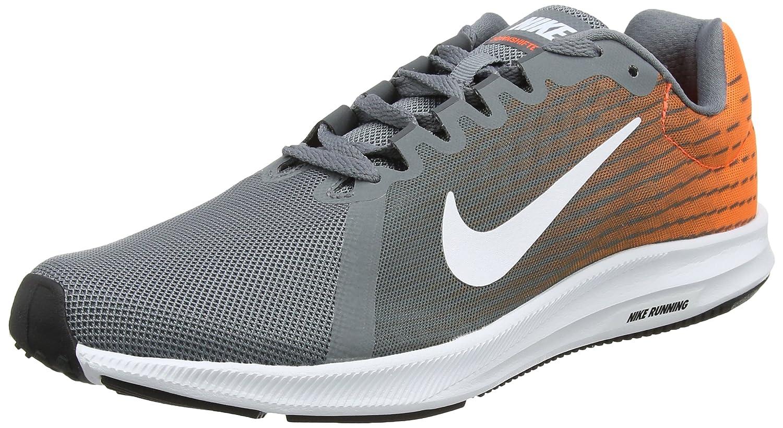 gris (Cool gris blanc-hyper Rouge Crimson-dark gris 003) 44.5 EU Nike Downshifter 8, Chaussures de FonctionneHommest Homme