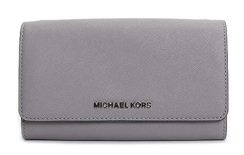 Michael Kors Jet Set Travel Saffiano Leather Small Crossbody