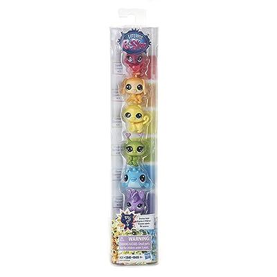 Littlest Pet Shop Girls LPS Rainbow Pack Bear: Toys & Games