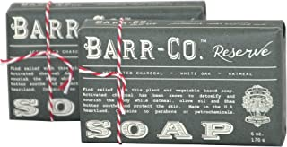 product image for Barr-Co Triple Milled Soap - Two 6-ounce Bars (Reserve)