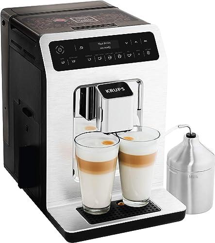 Ekspres do kawy KRUPS EA89 Deluxe One-Touch Super Automatyczny ekspres do kawy i cappuccino