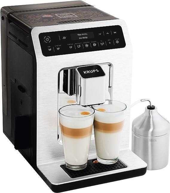 KRUPS EA89 Deluxe One-Touch Super Automatic Espresso and Cappuccino Machine