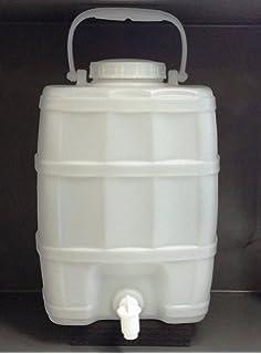 Bidón 20 litros reforzado con grifo