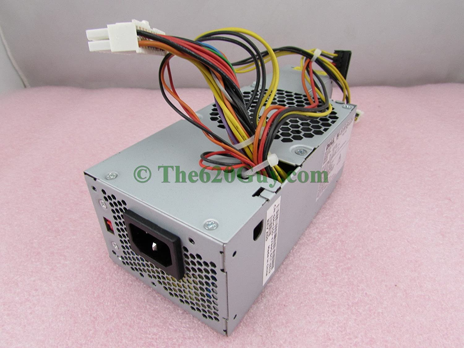 81NmZcHveJL._SL1500_ amazon com dell 275w 24 pin 4 pin 12v sff atx power supply mh300  at gsmportal.co