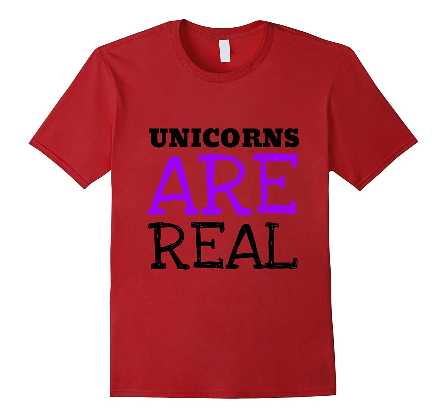OFFICIAL Unicorns Are Real T Shirt Womens Mens Kids-4LVS