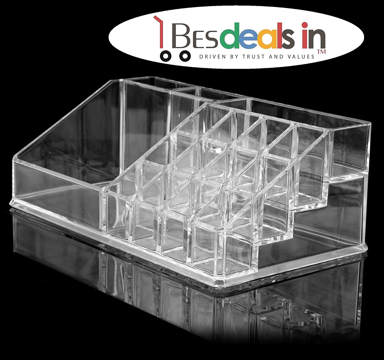 Buy Machinery New Makeup Cosmetics Organizer Transparent Container Drawer Storage