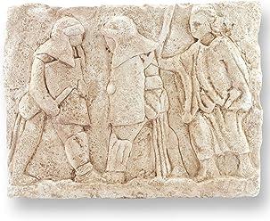 Hic habitat felicitas römische Replik Forum Traiani Hier wohnt das Glück