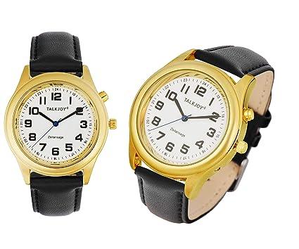 De Réveil La Cuir Heure Horloge Lunaire Semaine Senior Bracelet Française En Femme Date Sortie Montre Parlante Du Fr Jour QdCeorxWB