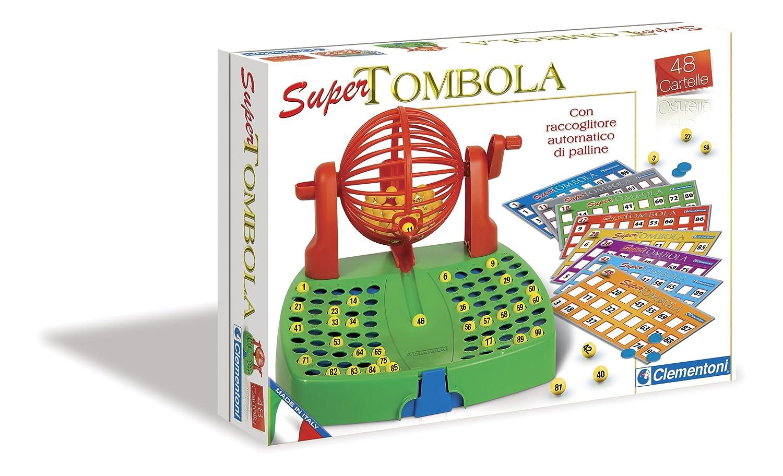 SUPER TOMBOLA 48