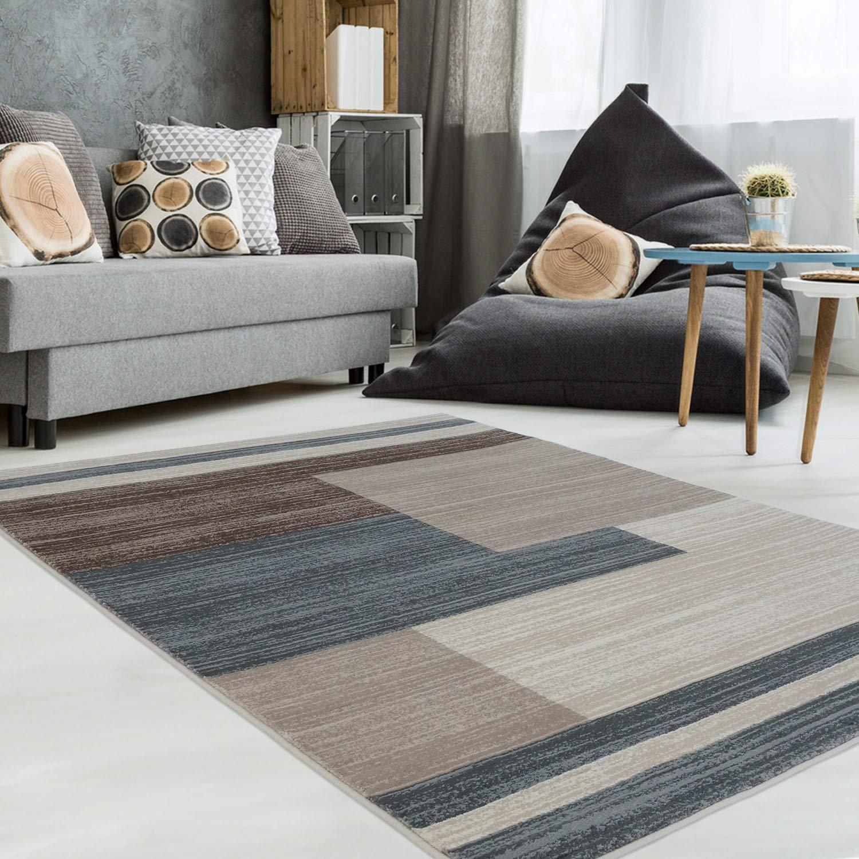 Teppich Modern Designer Wohnzimmer Inspiration Style Vintage