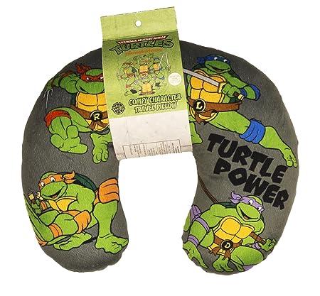 Teenage Mutant Ninja Turtles Travel Pillow Amazon Co Uk Kitchen Home