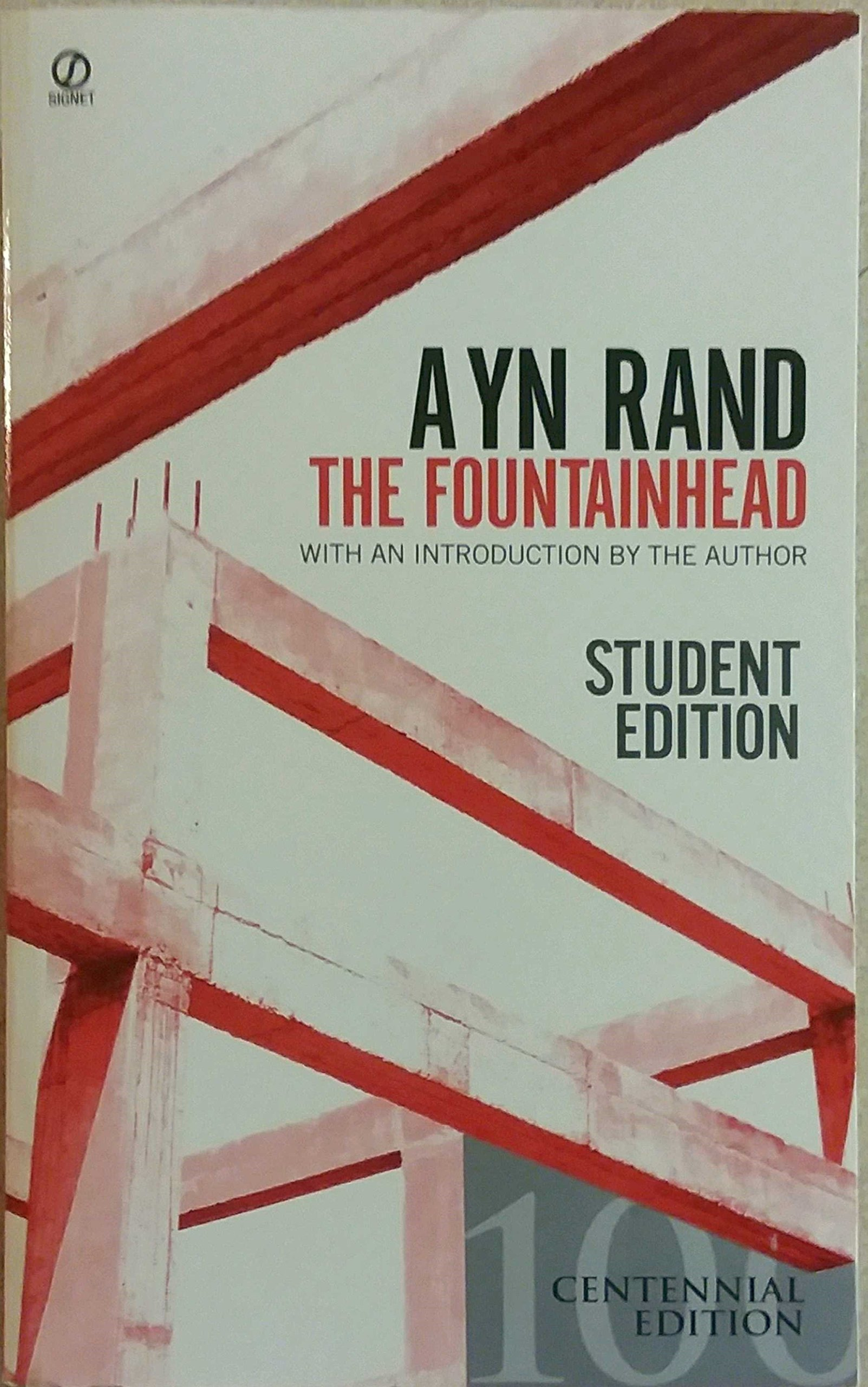 The Fountainhead (Student Edition): Ayn Rand: 9780451231000 ...