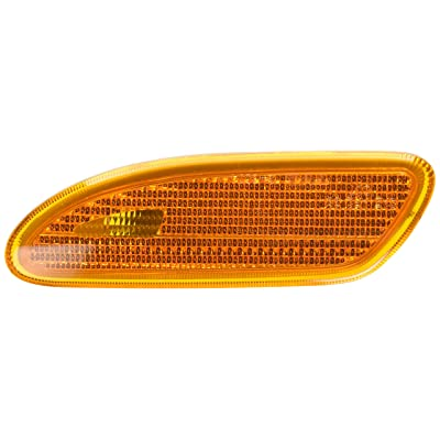 TYC 18-6074-01-1 Compatible with MERCEDES-Benz Left Replacement Side Marker Light: Automotive