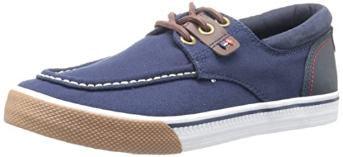 136370897b62f Amazon.com | Tommy Hilfiger Men's Raider Boat Shoe | Fashion Sneakers