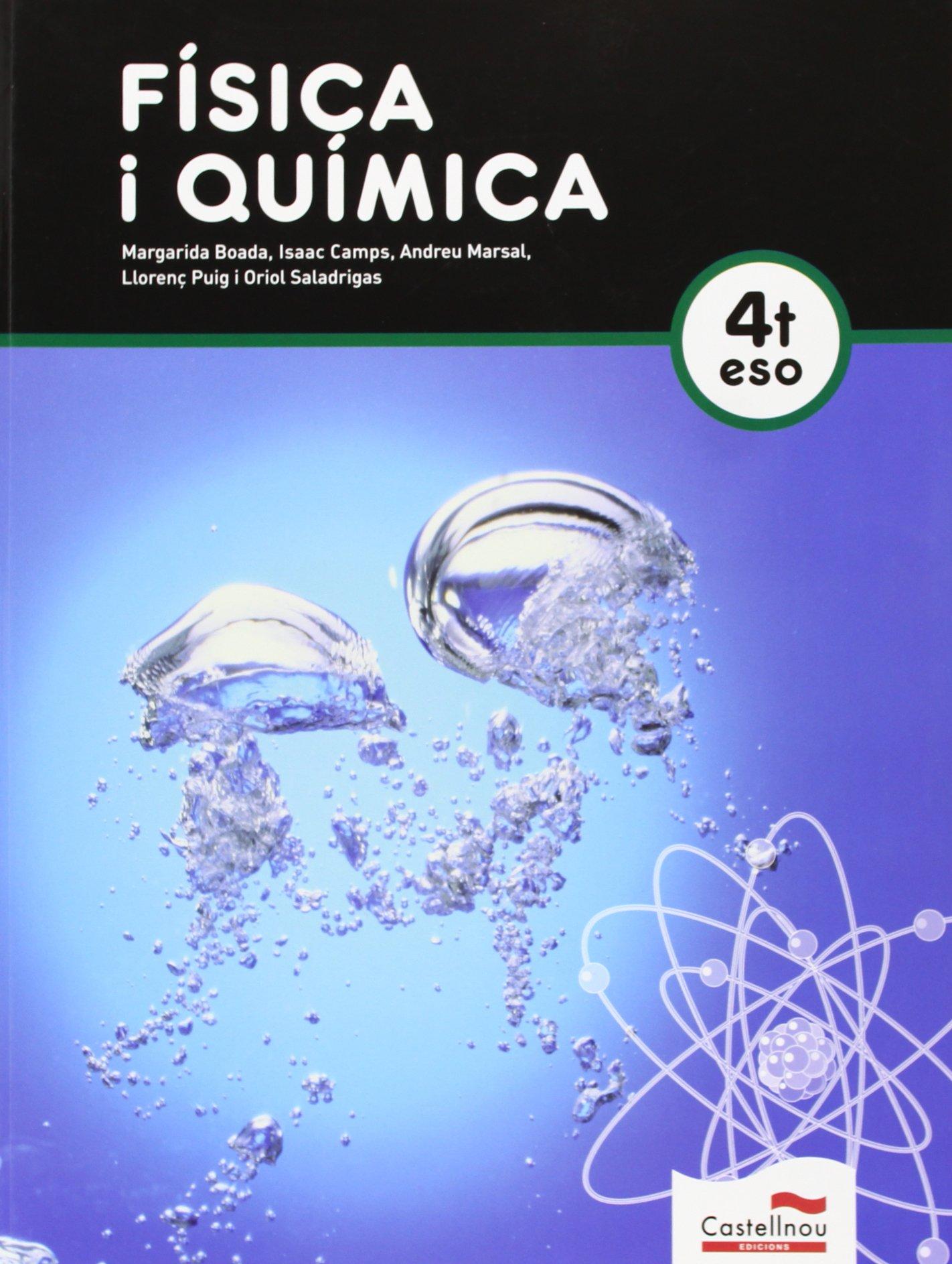 Física i Química. 4t ESO ebook