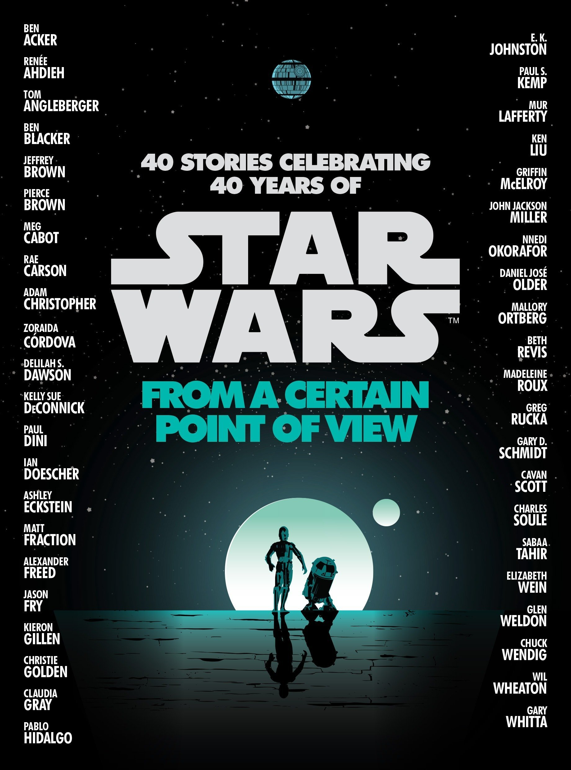 Image result for from a certain point of view book