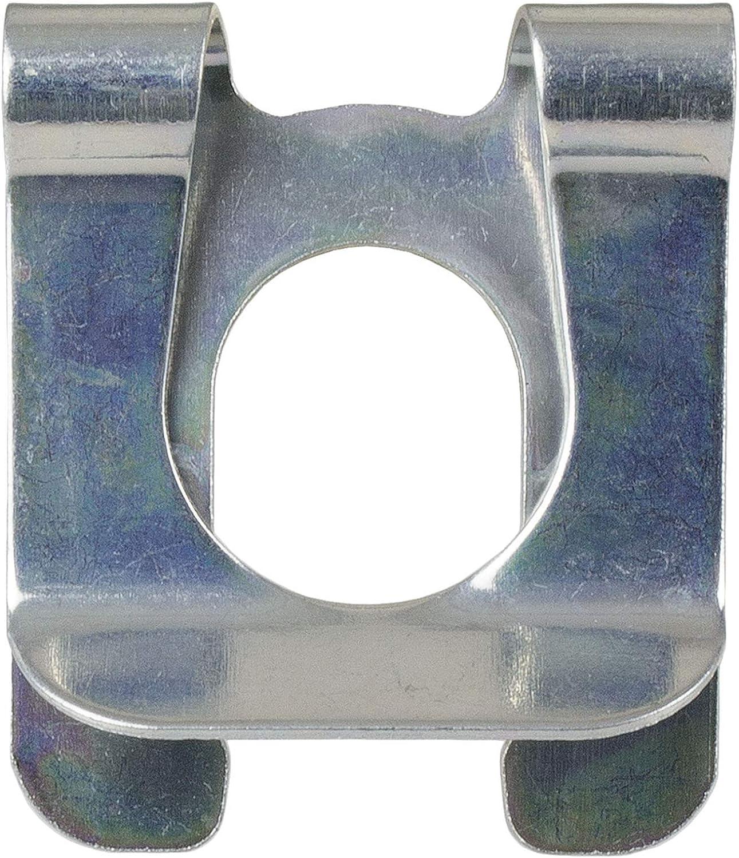 4 St/ück M10 x 1 mm Steigung Edelstahl Feingewinde Hexmutter ABBOTT