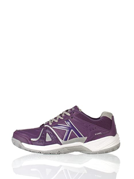 Kelme Zapatillas Casual Amazon Padel Morado 35: Amazon.es: Zapatos y complementos