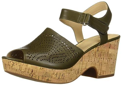 c28fcb37ab1 Clarks Womens Maritsa Nila Platform  Amazon.ca  Shoes   Handbags