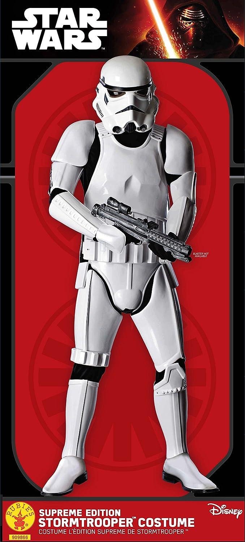 Disfraz oficial de StormTrooper Supreme Edition para adulto ...