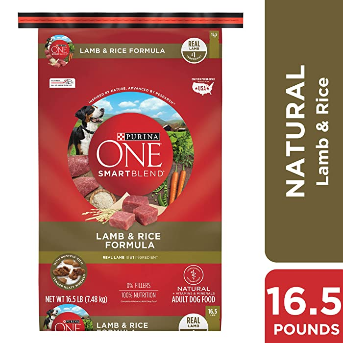 The Best Purinia Dry Dog Food Lam And Rice
