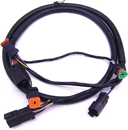 Amazon.com: SouthMarine 0176333 176333 Extension Harness Cable Assembly for Evinrude  Johnson OMC Outboard Motor Remote Control Box 5006180, 5ft(1.5m): Sports &  OutdoorsAmazon.com