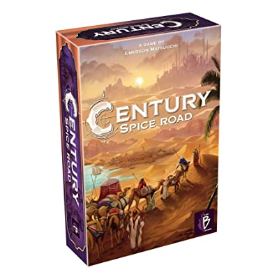 Century Spice Road Board Games: Toys & Games