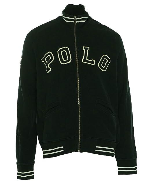 Amazon.com: Polo Ralph Lauren chamarra De Forro Polar con ...