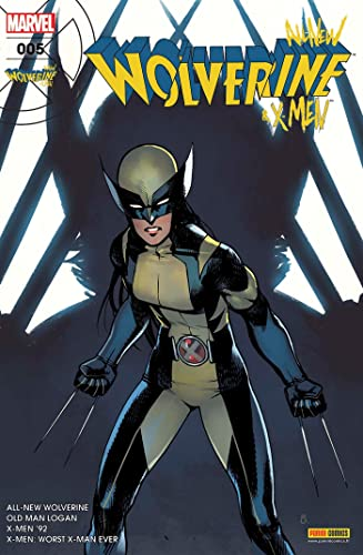 All new wolverine & the x men nº 5
