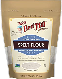 product image for Bob's Red Mill Spelt Flour (22 Ounce, Pack of 3)