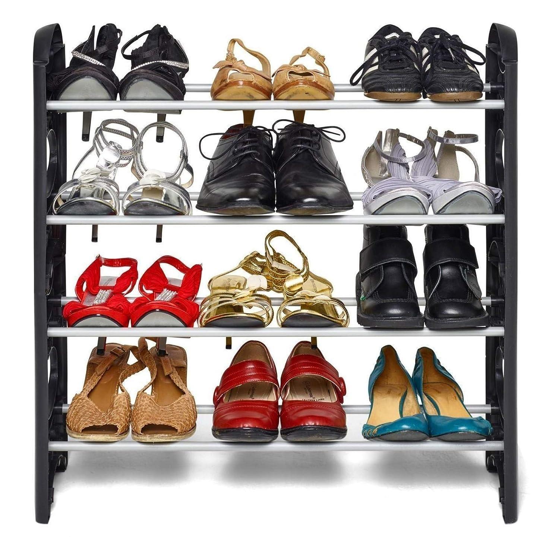 Loot Deal Flipzon 4 Shelves Shoe Rack